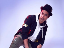 Varun Dhawan completes the dubbing of Reel 1 of Street Dancer 3D!