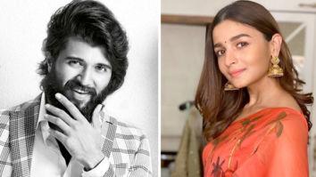 Vijay Deverakonda says he texted Karan Johar to ask for Alia Bhatt's number