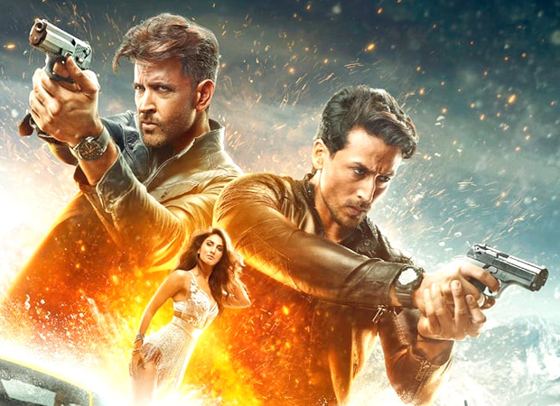 War Box Office Collections: The Hrithik Roshan and Tiger Shroff starrer is practically the only film collecting - Friday updates