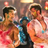 War Box Office The Hrithik Roshan – Tiger Shroff starrer War grosses Rs. 300 cr. at the worldwide box office