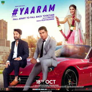 First Look Of #Yaaram