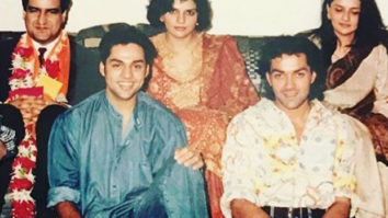 Throwback: Abhay Deol shares an unseen picture from this family wedding