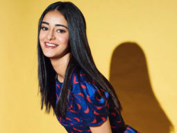 Ananya Panday was her grandfather's favourite in childhood! See throwback photo