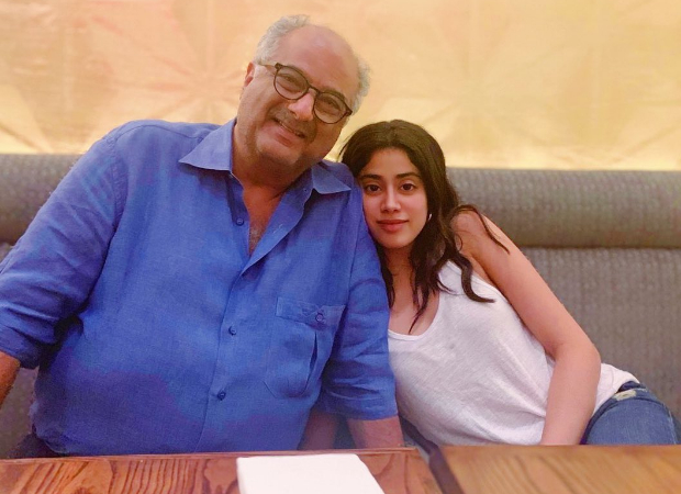 CONFIRMED! Janhvi Kapoor teams up with father Boney Kapoor for BOMBAY GIRL