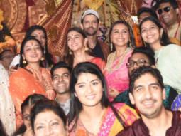 Hrithik Roshan, Alia Bhatt, Kajol & others at Maha Navami Pooja | Durga Pooja