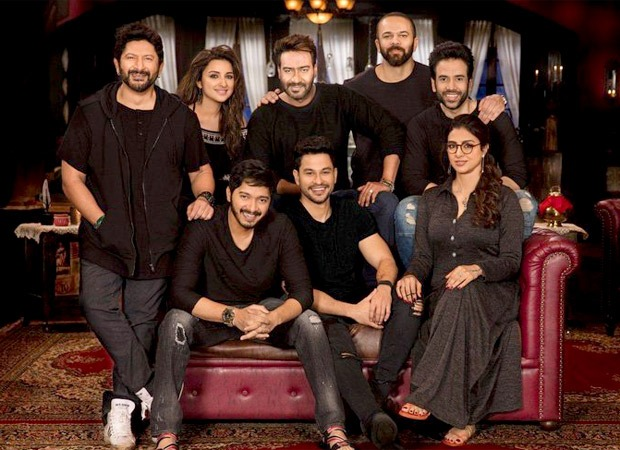 2 years of Golmaal Again: Ajay Devgn, Arshad Warsi and others have a hilarious Twitter exchange