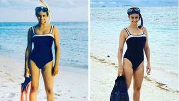 Gul Panag does 20-year-old challenge; netizens have a tough time spotting the difference
