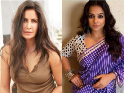 Katrina Kaif and Vidya Balan in talks to star in a film together?