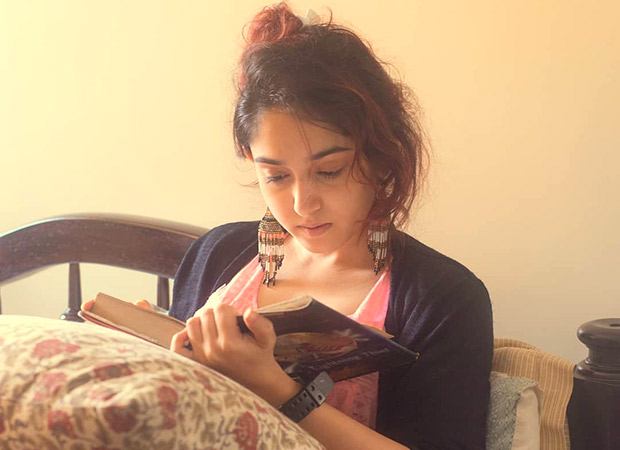 Aamir Khan's daughter Ira does some serious homework for her directorial debut, see photo