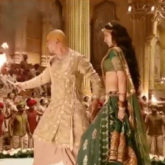 Kriti Sanon was very close to setting her hair and clothes on fire during the shoot of Housefull 4; here's proof