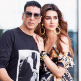 Kriti Sanon signed as the leading lady for Akshay Kumar's Bachchan Pandey?