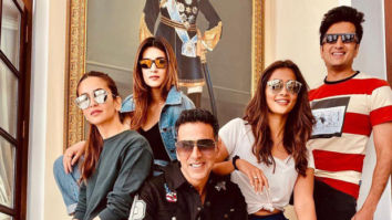 Housefull 4: Akshay Kumar CRIES while his co-stars jam to Punjabi songs!