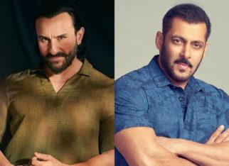 Saif Ali Khan reveals he was offered a role in Salman Khan starrer Race 3