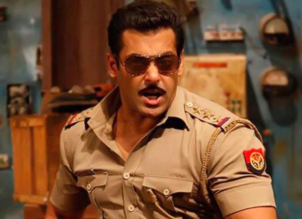 Dabangg 3: Salman Khan aka Chulbul Pandey announces his arrival in style