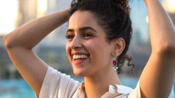 Sanya Malhotra talks about Indian cinema at the Oxford University