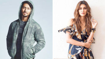 War actor Tiger Shroff says he wants to work with Kriti Sanon, latter responds