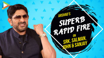 """John Abraham's Heart is BIGGER than his Biceps"" Arshad's Rapid Fire Shah Rukh Salman Sanjay"