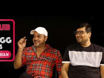 """Salman Khan bhai ka MAGICAL IDEA - Munna Badnaam Hua"" Sajid Wajid Dabangg 3 Fevicol Se Songs"