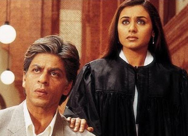 15 Years Of Veer Zaara: Rani Mukerji reveals it was awkward to see Shah Rukh Khan in old avatar