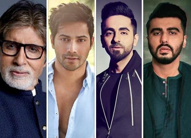 26/11 Mumbai Terror Attacks: Amitabh Bachchan, Varun Dhawan, Ayushmann Khurrana, Arjun Kapoor and others pay tribute to martyrs and fallen heroes