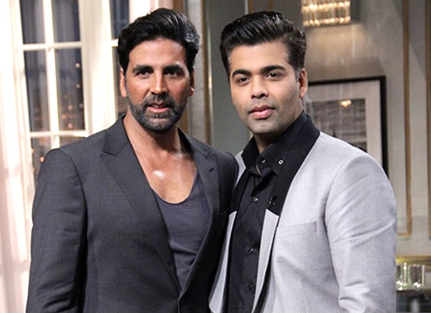 Akshay Kumar and Karan Johar rescue a stuntman who got injured during Good Newwz song launch