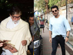 ]Amitabh Bachchan, Anil Kapoor, Naseeruddin Shah & others pay last respects to Shabana Azmi's mother Shaukat Kaifi