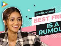 Ananya Panday If Kartik Aaryan was my real life HUSBAND, I'd give... Rapid Fire Hrithik Roshan