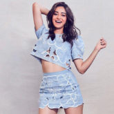 Ananya Panday is a happy soul as she slays it in an all-denim outfit