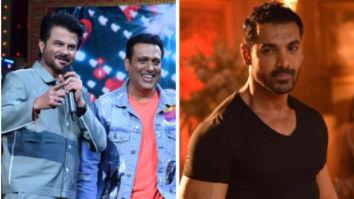Anil Kapoor and Govinda announce Deewana Mastana 2 on Nach Baliye, John Abraham to be a part of it