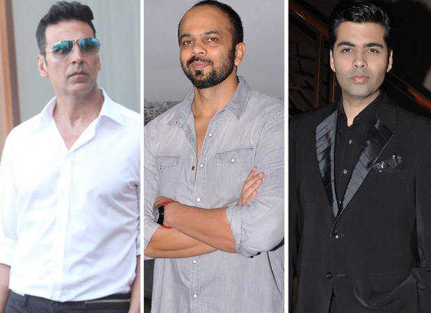BREAKING Akshay Kumar and Rohit Shetty have a major fallout over Sooryavanshi; Karan Johar plays mediator