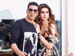 Bachchan Pandey: Kriti Sanon opens up about sharing screen space with Akshay Kumar post Housefull 4