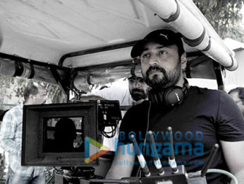 On The Sets From The Movie Bala