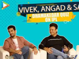CRAZY IPL QUIZ Vivek Oberoi vs Angad Bedi vs Sapna Pabbi Inside Edge 2