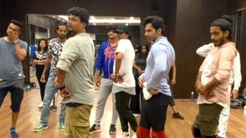 Coolie No 1 actor Varun Dhawan does the 'thumka', says it is not easy at all