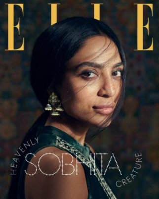 Sobhita Dhulipala On The Covers Of Elle
