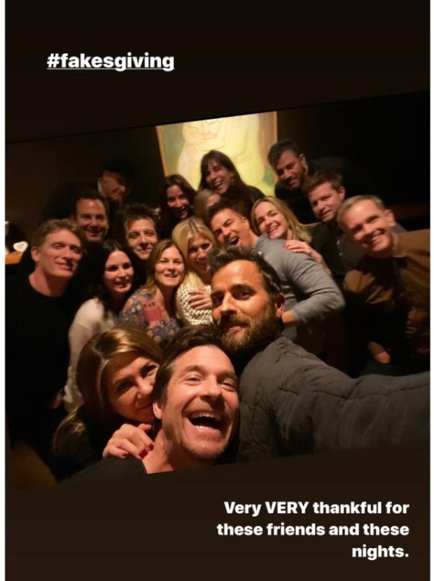 Jennifer Aniston y Justin Theroux ya no están solos en Los