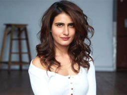 Fatima Sana Shaikh opens up about Anurag Basu's untitled anthology