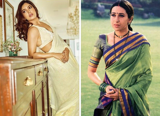"""It's a dream come true for me to play a role that is so strikingly similar to Karisma Kapoor's in Biwi No 1,"" says Bhumi Pednekar"