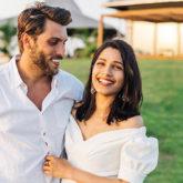 Freida Pinto chooses boyfriend Cory Tran's birthday to make their engagement official