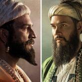 Tanhaji: The Unsung Warrior: Ajay Devgn unveils first posters of Sharad Kelkar, Luke Kenny and Padmavati Rao