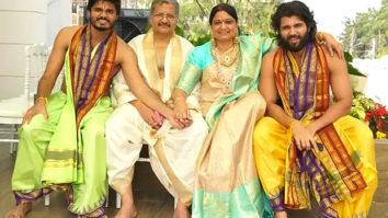 Arjun Reddy actor Vijay Deverakonda moves into a new house; see pics