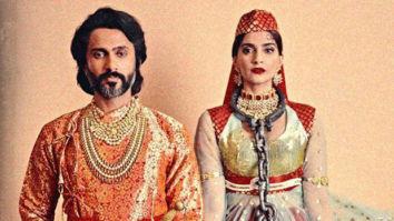 Halloween 2019 Sonam Kapoor Ahuja and Anand Ahuja recreate Anarkali and Salim's look from Mughal-E-Azam