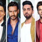 Happy Birthday Shah Rukh Khan: Ajay Devgn, Ayushmann Khurrana, Farah Khan among others send lovely wishes on SRK's birthday