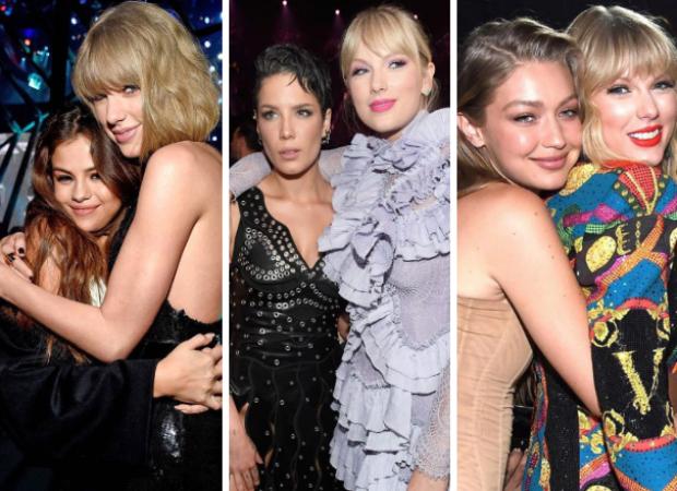 #IStandWithTaylor: Selena Gomez, Halsey, Gigi Hadid & others support Taylor Swift as Scooter Braun & Scott Borchetta