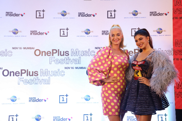 Jacqueline Fernandez opens up about her plans to give Katy Perry the best of time while she's here!