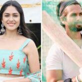 Jersey Remake: Mrunal Thakur joins Shahid Kapoor starrer