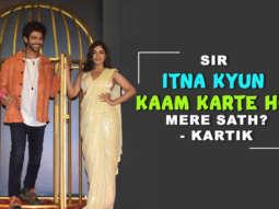 Kartik Aaryan is a BRILLIANT actor and jis tarike ki... Bhushan Kumar Pati, Patni aur Woh