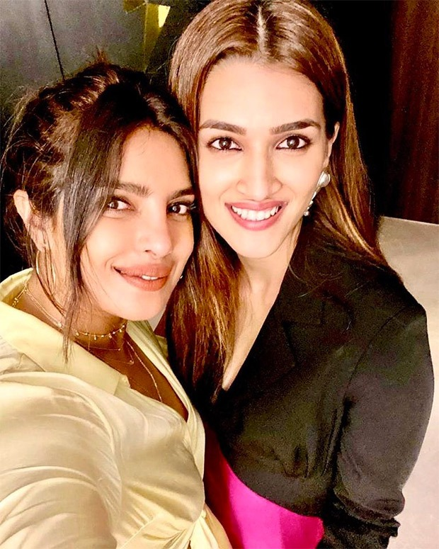 Kriti Sanon and Priyanka Chopra tried to figure out the exact relation between Kashibai and Parvatibai