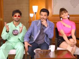 MADNESS Overloaded – Team Pagalpanti's Rapid Fire John Anil Kriti Pulkit Urvashi SRK