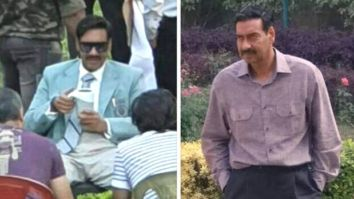 Maidaan: Ajay Devgn sports retro look in these LEAKED photos